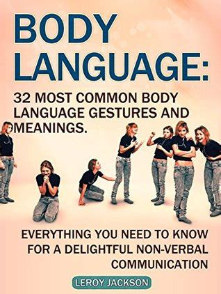 body language   common body language gestures