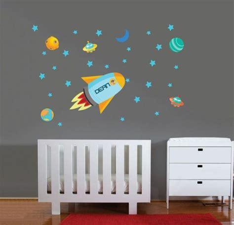 Kinderzimmer Gestalten Weltraum by Weltall Kinderzimmer Gestalten