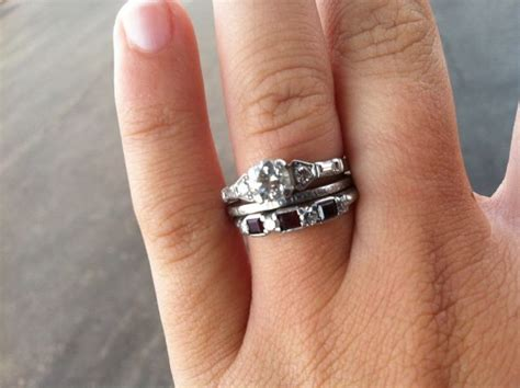 Show Me Your Mismatched Vintageantique Wedding And Erings. Yr Anniversary Wedding Rings. Nc State Rings. Logo Rings. .80 Engagement Rings. Collage Wedding Rings. Man's Wedding Wedding Rings. Mineral Engagement Rings. Twilight Inspired Wedding Rings