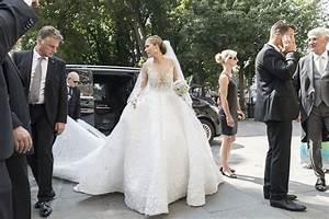 you will not believe how many crystals victoria swarovski With victoria swarovski wedding dress