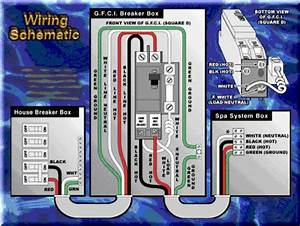 Spa Controls  U0026 Packs Gfci Wiring Diagram