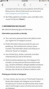 Mobile app privacy policy sample termsfeed for Mobile app privacy policy template