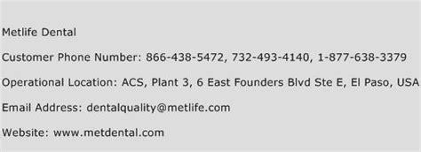 metlife phone number metlife dental customer service phone number toll free