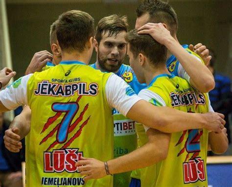 Latvijas čempionātā var kļūt zināmi finālisti - Volejbols ...