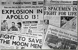 Teamwork and the Apollo 13 Mission   Team Building