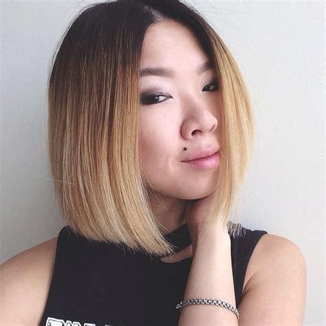 26 Cute Blunt Bob Hairstyle Ideas For Short And Medium Hair