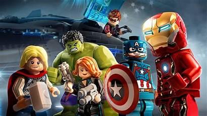 Avengers Marvel Lego Wallpapers Pixelstalk
