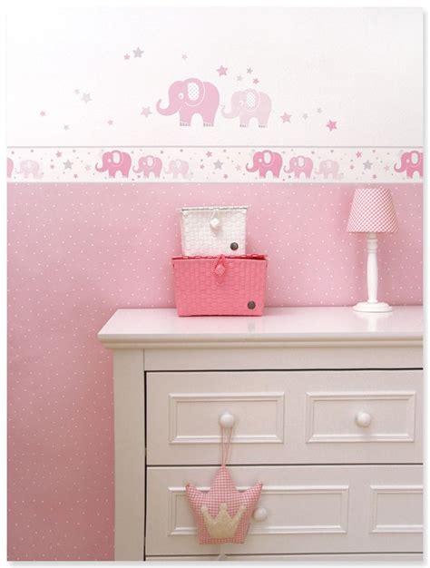 Kinderzimmer Mädchen Rosa Grau by Elefanten Rosa Grau Klassisches Babyzimmer In Rosa