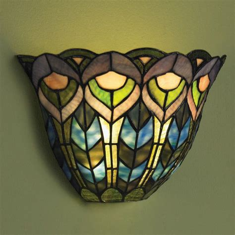 wireless wall sconce peacock at signals hp1692