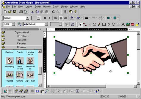 diagramming flowcharting drawing software antechinus