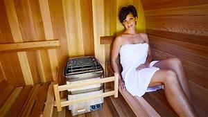 The Grandview Barrel Sauna Is A Backyard Oasis For The Entire Family