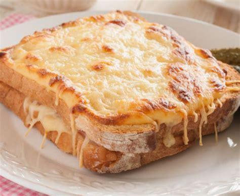 trucs et astuces cuisine recette facile de croque monsieur à la française