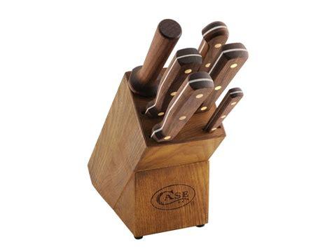 Case 7piece Kitchen Knife Block Set