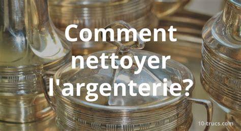 10 Trucs Pour Nettoyer L'argenterie