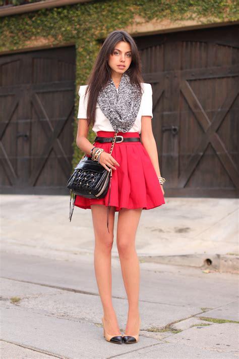 6 Ways to Style Your Neon Skirts u2013 Glam Radar