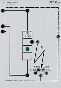 p 011 appliance with resistors for short circuit simulation With circuit simulation