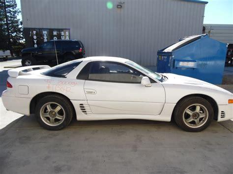Mitsubishi 3000gt Parts by 1992 Mitsubishi 3000gt Sl White 3 0l At Cpe 173842