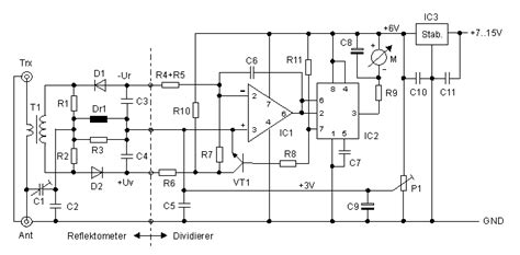 calculating swr meter