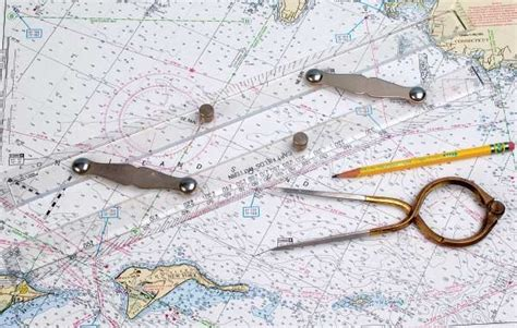 Old Boat Navigation Tools by Navigation Know How Boatus Magazine