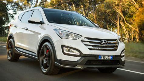 Hyundai Of Santa by 2015 Hyundai Santa Fe Sr Review Photos Caradvice