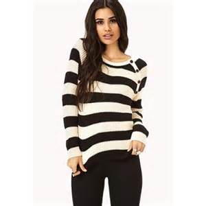 and white striped sweater forever 21 striped sweater where to buy how to