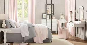 Tapete Jugendzimmer Mädchen : jugendzimmer in rosa und grau klassisch sch n sch ne ~ Michelbontemps.com Haus und Dekorationen