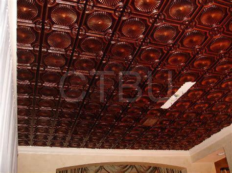 copper ceiling tiles backsplash ? Roselawnlutheran
