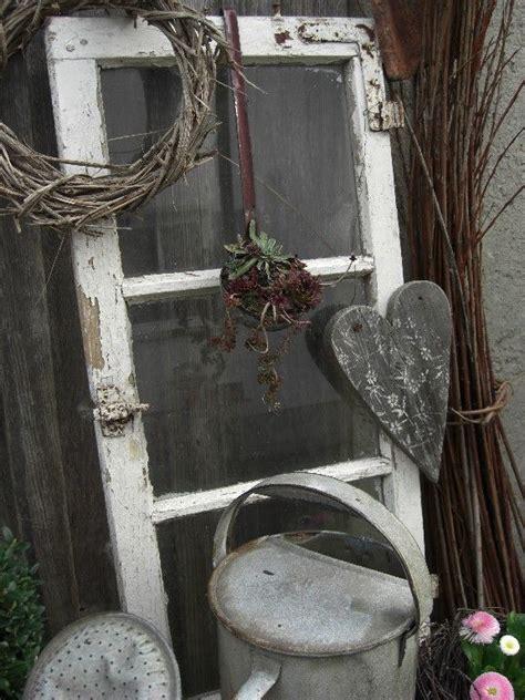 alte fenster dekorieren fensterlein wohnen und garten foto moni garten deko garten und alte fenster