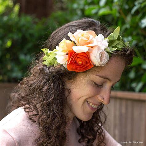 feel   princess   crepe paper garden diy