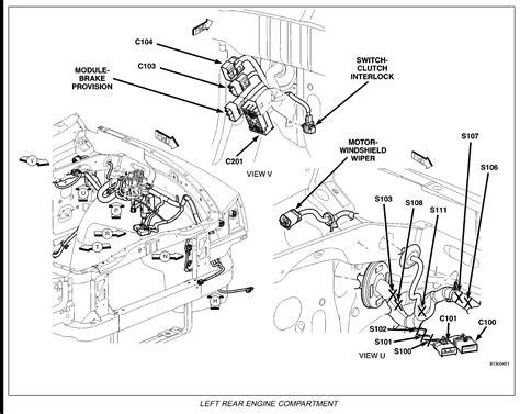 06 dodge dakota triler brake controller can t find in