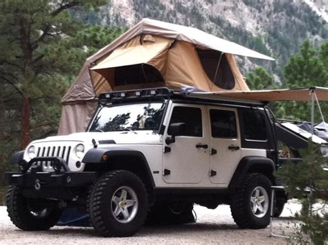 jeep tent 2 door the top seven jeep essentials jk forum