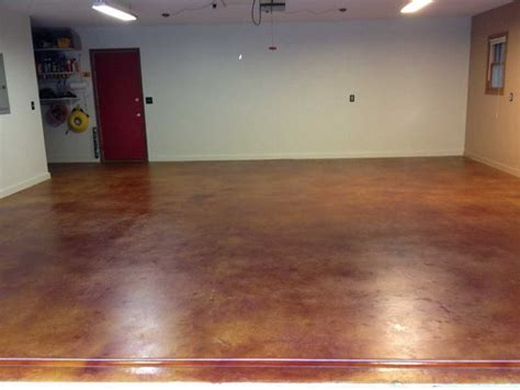 garage floor paint vs stain flooring painted concrete floors for fresh room appearance painted concrete floors epoxy