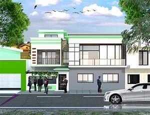 Maison 3d Dakar Senegal  Plan Maison Modern 3d