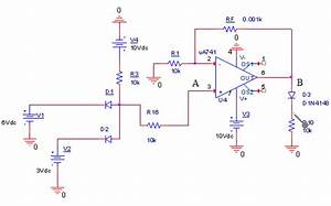 Circuit Diagram Of Min Using Op
