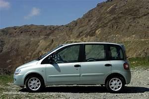 Fiat Multipla Specs  U0026 Photos - 2004  2005  2006  2007  2008  2009  2010