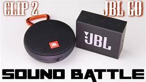 Jbl Go 1 : jbl go vs jbl clip 2 sound battle the real sound ~ Kayakingforconservation.com Haus und Dekorationen
