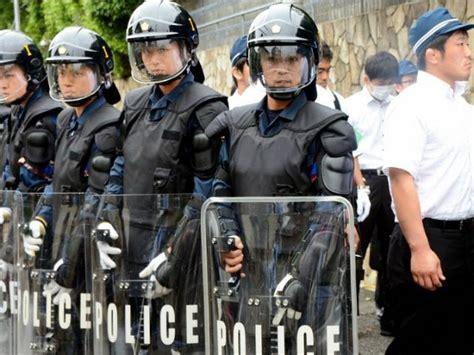 Japanese Police Prepare For 'nationwide Yakuza War
