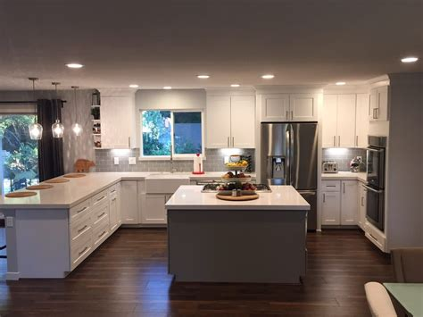 interior design for open kitchen with dining burns construction 42 fotos y 19 rese 241 as maestro de 9623