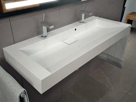 Mit Doppelwaschbecken by Doppelwaschbecken 120 Cm Eckventil Waschmaschine