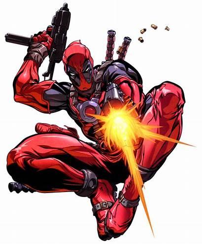 Deadpool Comic Marvel Comics Drawing Transparent Spider