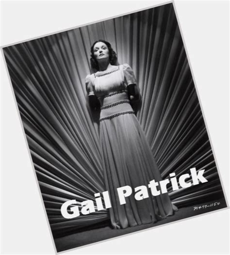 gail patrick official site  woman crush wednesday wcw