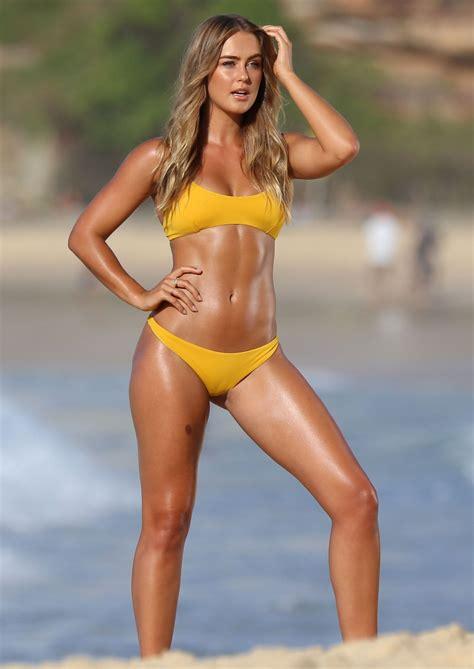 steph smith bikini photoshoot  bondi beach