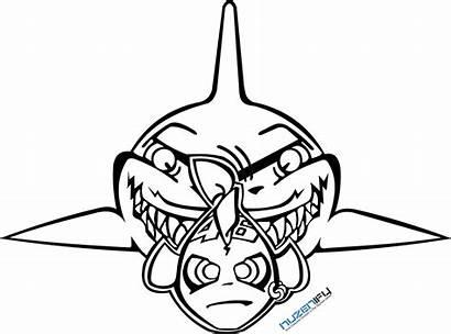 Shark Valentino Rossi Gambar Helm Animasi Squidward