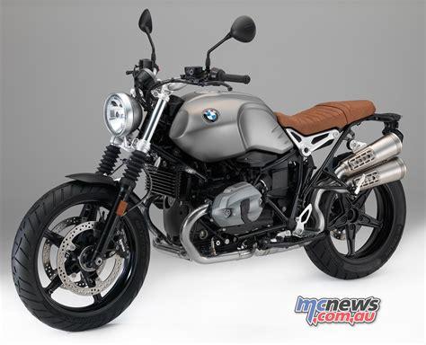bmw motorcycle scrambler bmw unveil 2017 model year changes mcnews com au