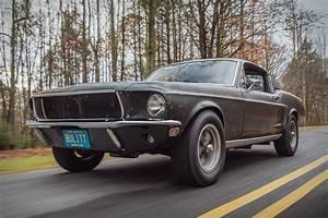 Original 1968 Ford Mustang Bullitt | Uncrate