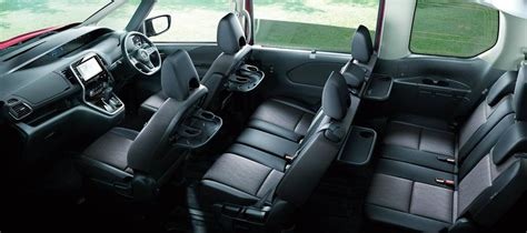 Nissan Serena Hd Picture by New Nissan Serena Highway Interior Picture Inside