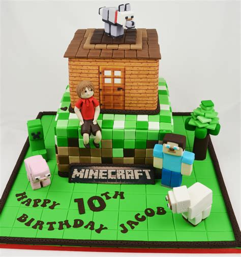 minecraft birthday cake decorations minecraft cakes birthday cakes cake minecraft and minecraft birthday cake