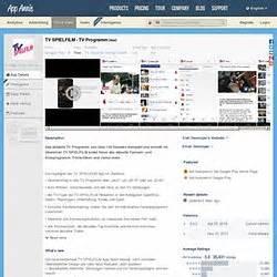 Tv Spielfilm App : smarttv tech pearltrees ~ A.2002-acura-tl-radio.info Haus und Dekorationen