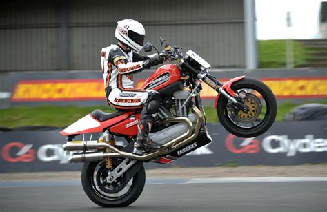 Torquil Paterson's Motorcycle Racing