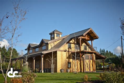 Barn Customs by Barn With Living Quarters Builders Dc Builders